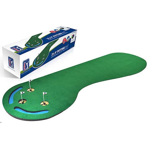 PGA Tour 3 x 9 Putting Mat
