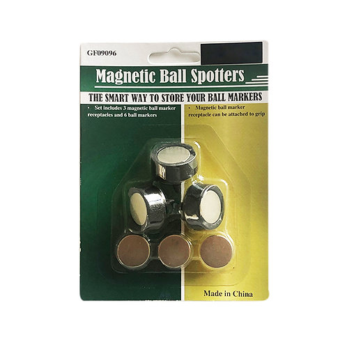 Goldfern Magnetic Ball Markers