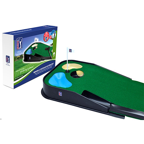PGA Tour Indoor/Outdoor Putt Mat