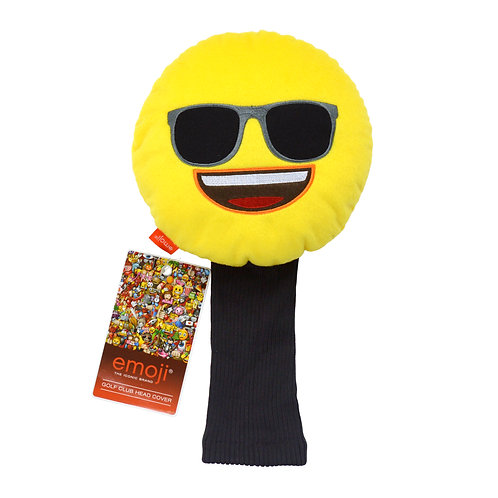Emoji Golf Head Cover