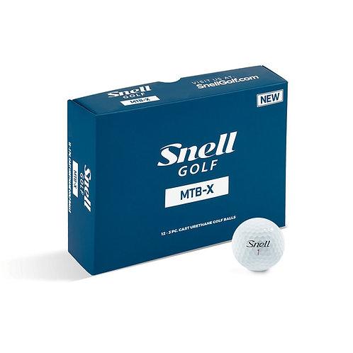 Snell Golf MTB-X
