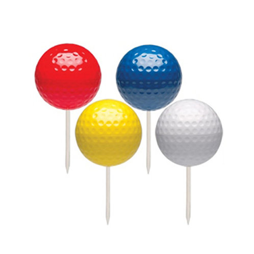 Ball Shape Tee Markers