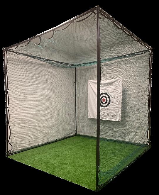 Golf Hitting Cage