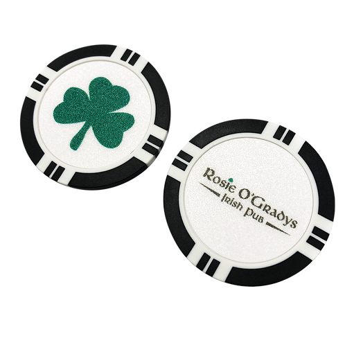 Poker Chip Markers