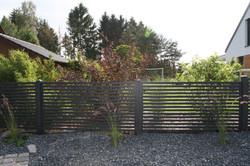 FZ.A.3 Zaunfelder mit Stufen