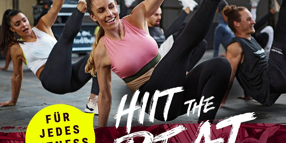 ONLINE HIIT the Beat by BREAKLETICS/ Haibach - Trainerin Christina    (7)