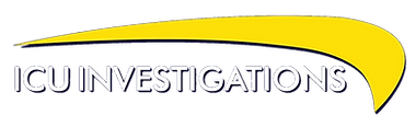 ICU Investigations logo. Private Investigator near me. West Berlin.