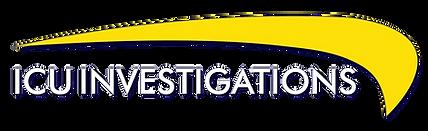 ICU Investigations logo. Private Investigator near me. West Berlin.