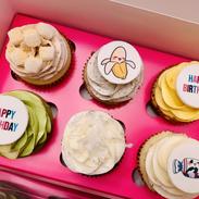 Happy Birthday 6-Count Box