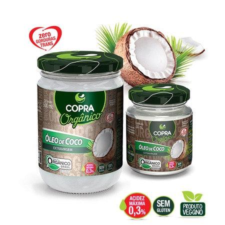 Aceite de Coco Orgánico para Masaje 500 ML