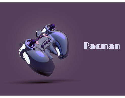 Pacman Game Controller