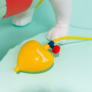 Heart-shape Pump