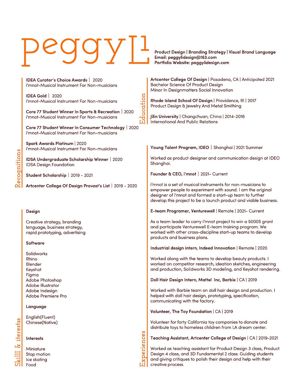 Peggy LI_resume.png