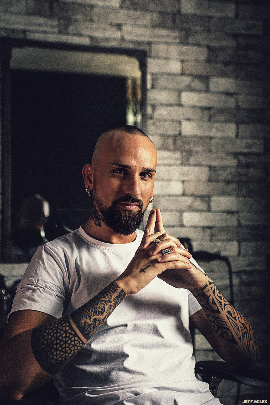 David - Barbier