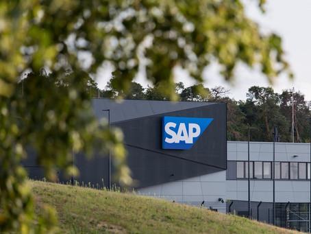 SAP amplia portfólio de soluções cloud por tipo de indústria