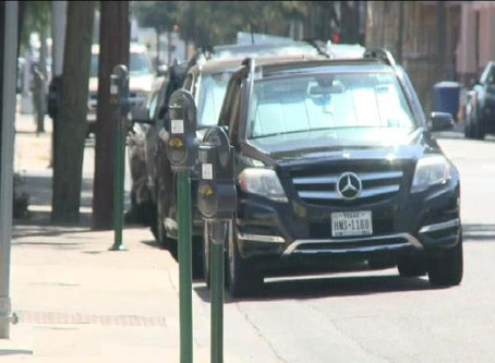 City increases parking meter rates at certain locations