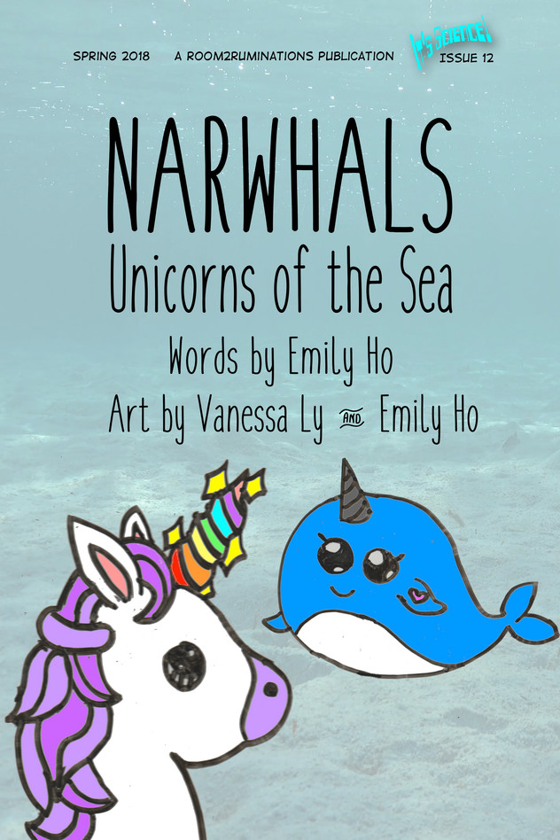 Narwhals: Unicorns of the Sea