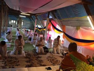LÖNNSTRÖM TO ATTEND MONKHOOD IN THAILAND