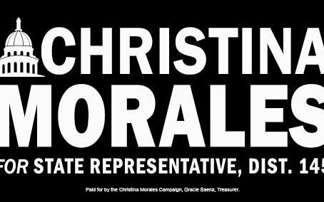 Morales Announces Campaign Team