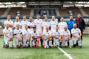 IFK ALL STARS WIN IN CHARITY GAME