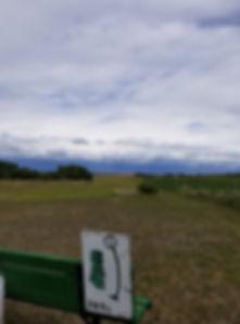 Kristina Weiman - Bruno Golf Course Hole
