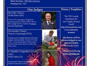Outstanding Judging Panel