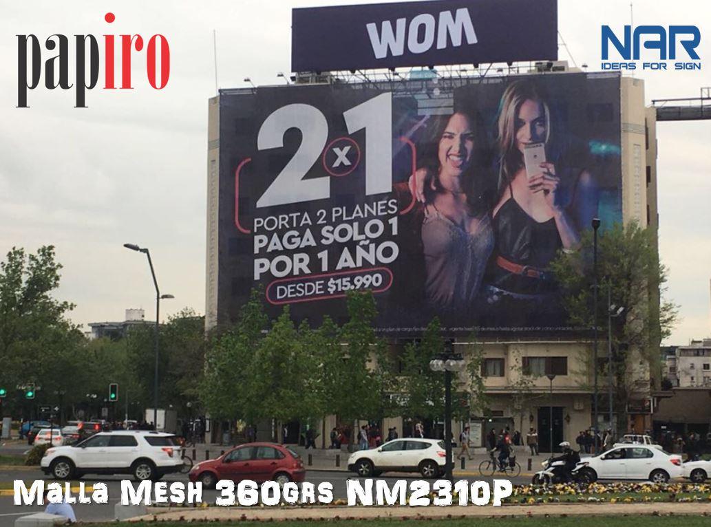 MALLA MESH NM2310P