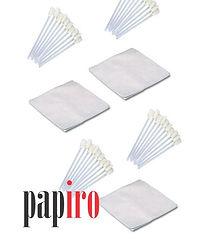 Paños de Limpieza Cotones Papiro