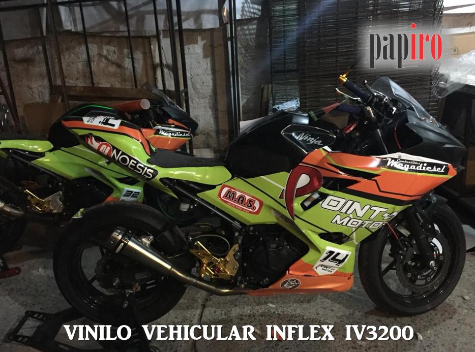 Vinilo Vehicular Inflex IV3200