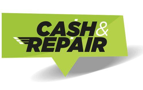 cash and repair