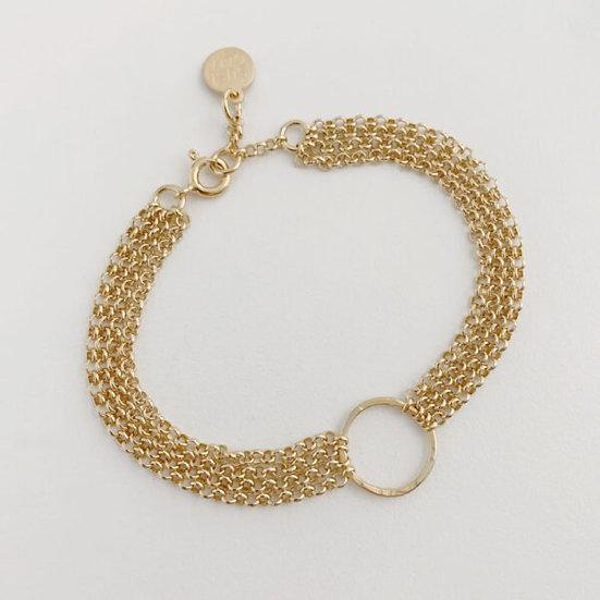 Storm Bracelet Or