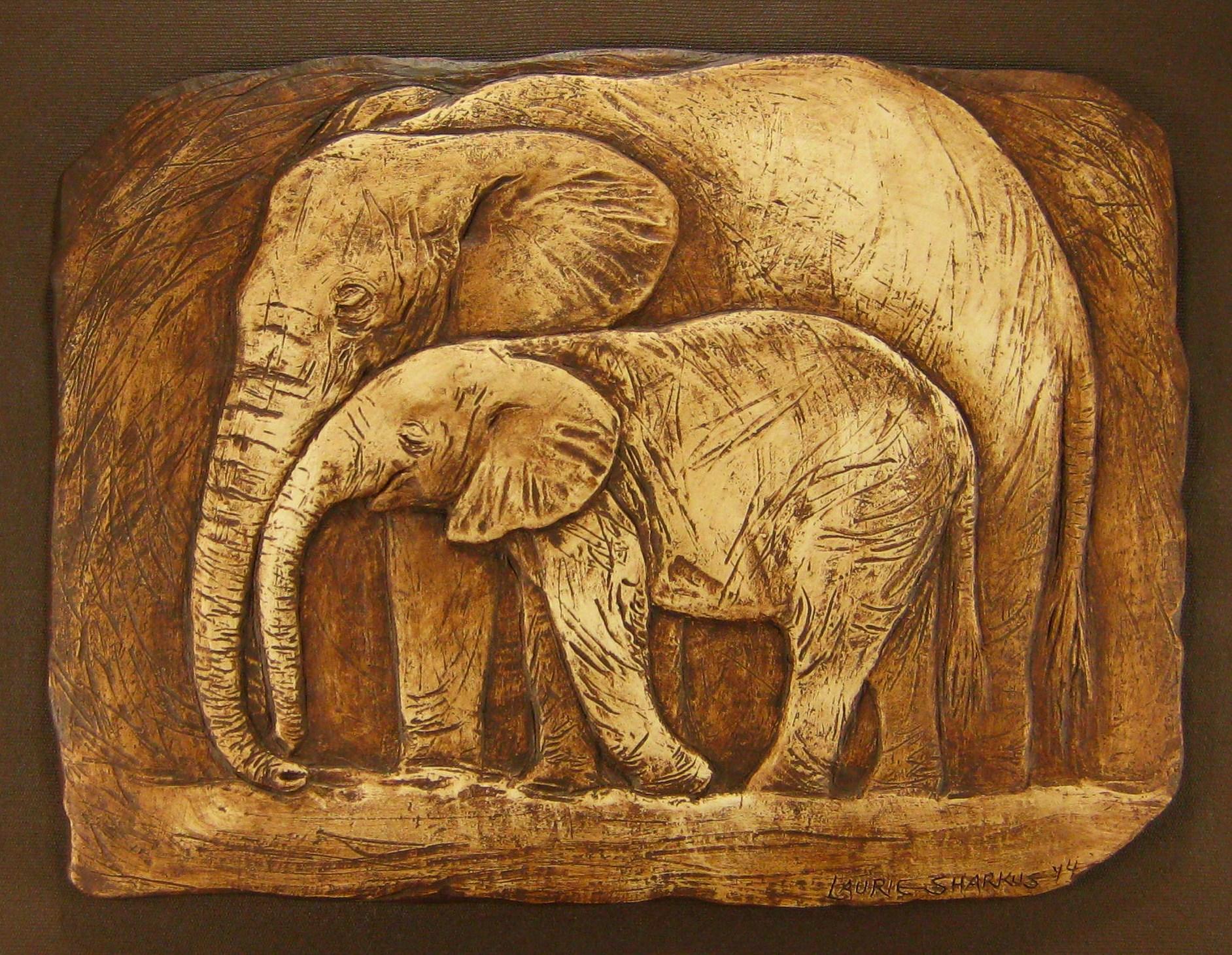 'Elephant Love'