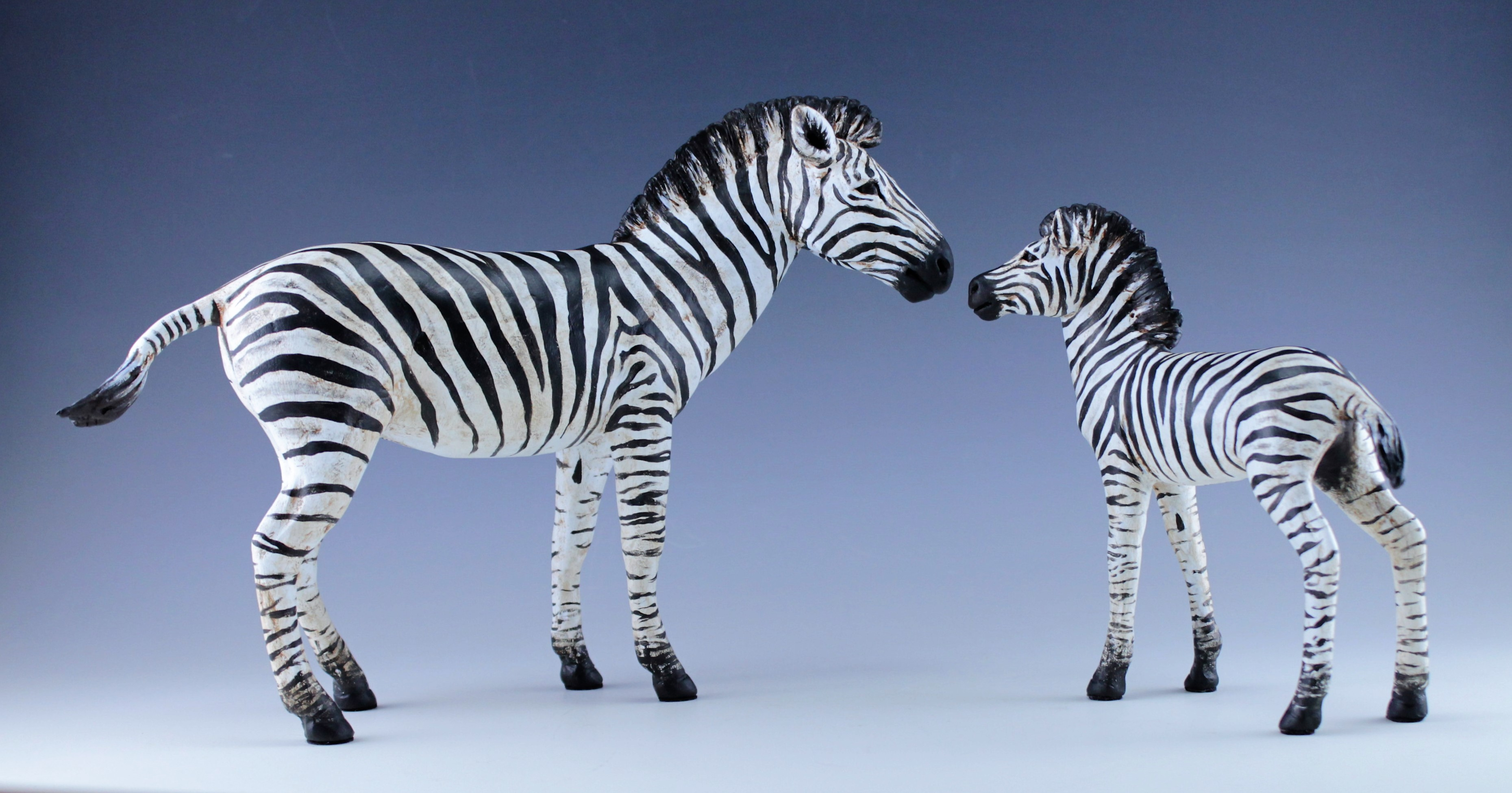 Burchelles Zebras