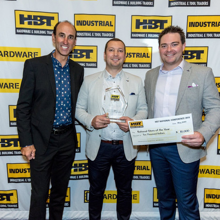 2019 HBT National Store of the Year Award