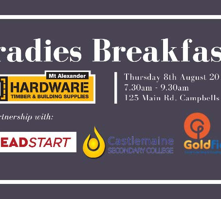 Head Start Tradies Breakfast