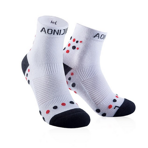 Calcetines altos trail running Aonijie