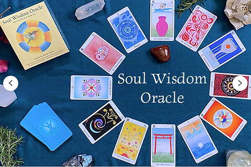 Gates to Soul Wisdom Oracle Cards