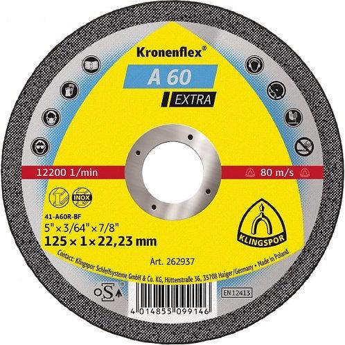 Discos de corte finos Kronenflex A60 EXTRA