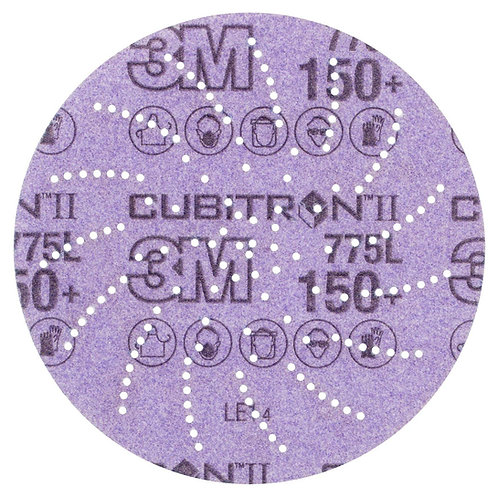 Cubitron II Disco Film 775L Clean Sanding