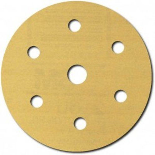 Discos  lija Velcro (Hookit) 236U 3M
