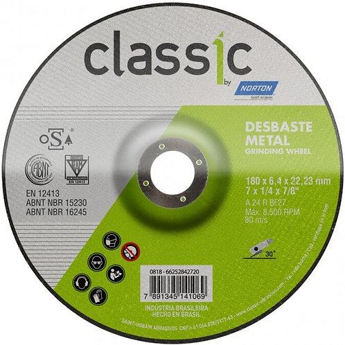 Disco desbaste metal Norton Classic