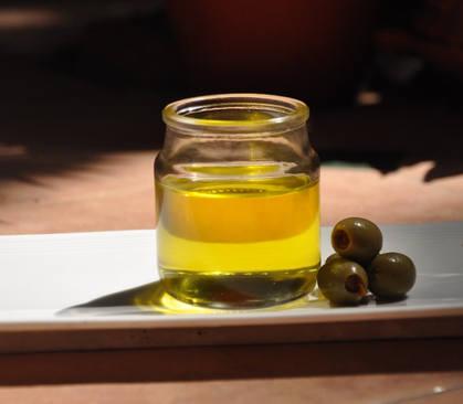 Cold Pressed Olive Oil