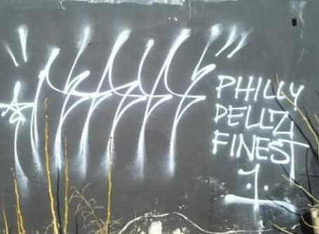 Graff Writing In Philly: A Brief Look