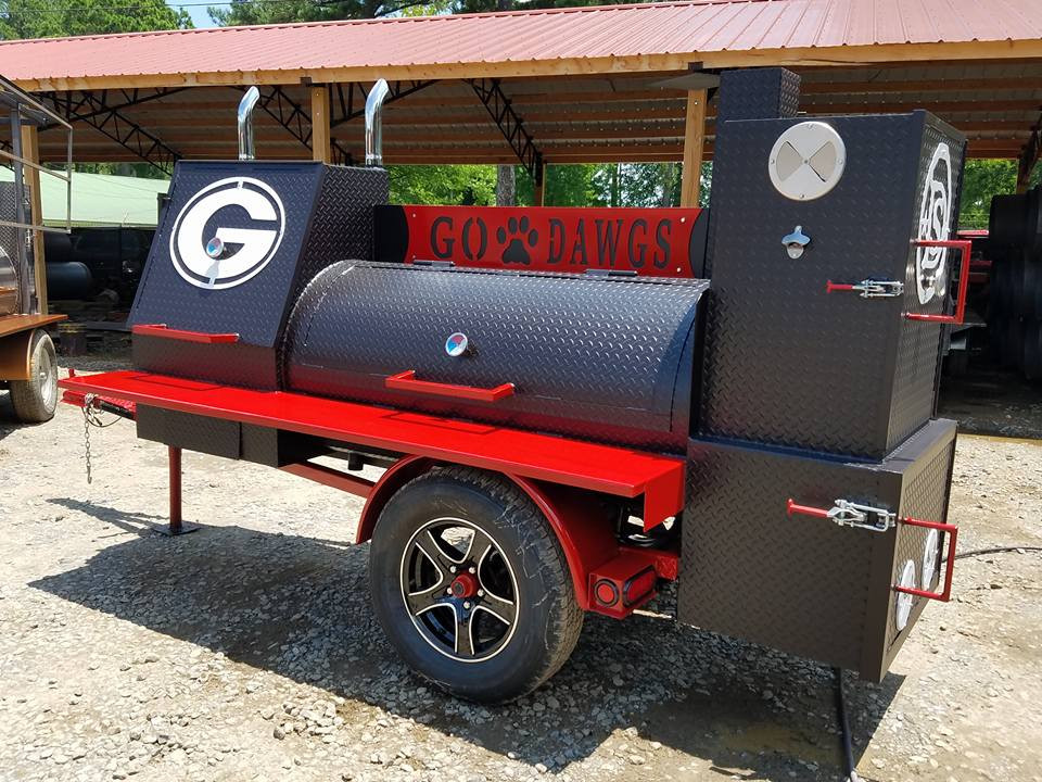 georgia Gameday Smoker (1)