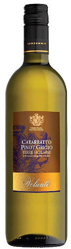 Voluntè Catarratto Pinot Grigio