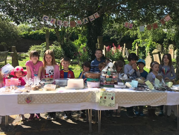 St Dunstans Cake Sale - May 2019