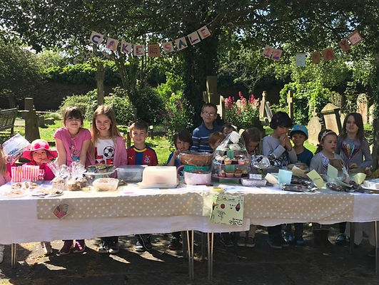 St Dunstans Cake Sale - May 2019.jpg