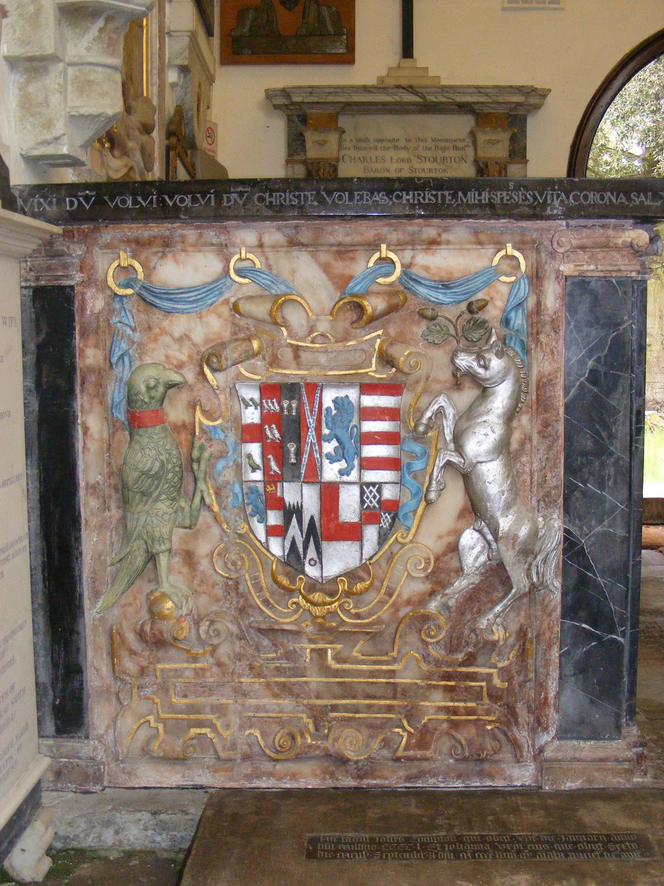 Jane Lumley 6, coat of Arms