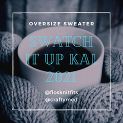 Swatch It Up Sweater: Finishing Touches