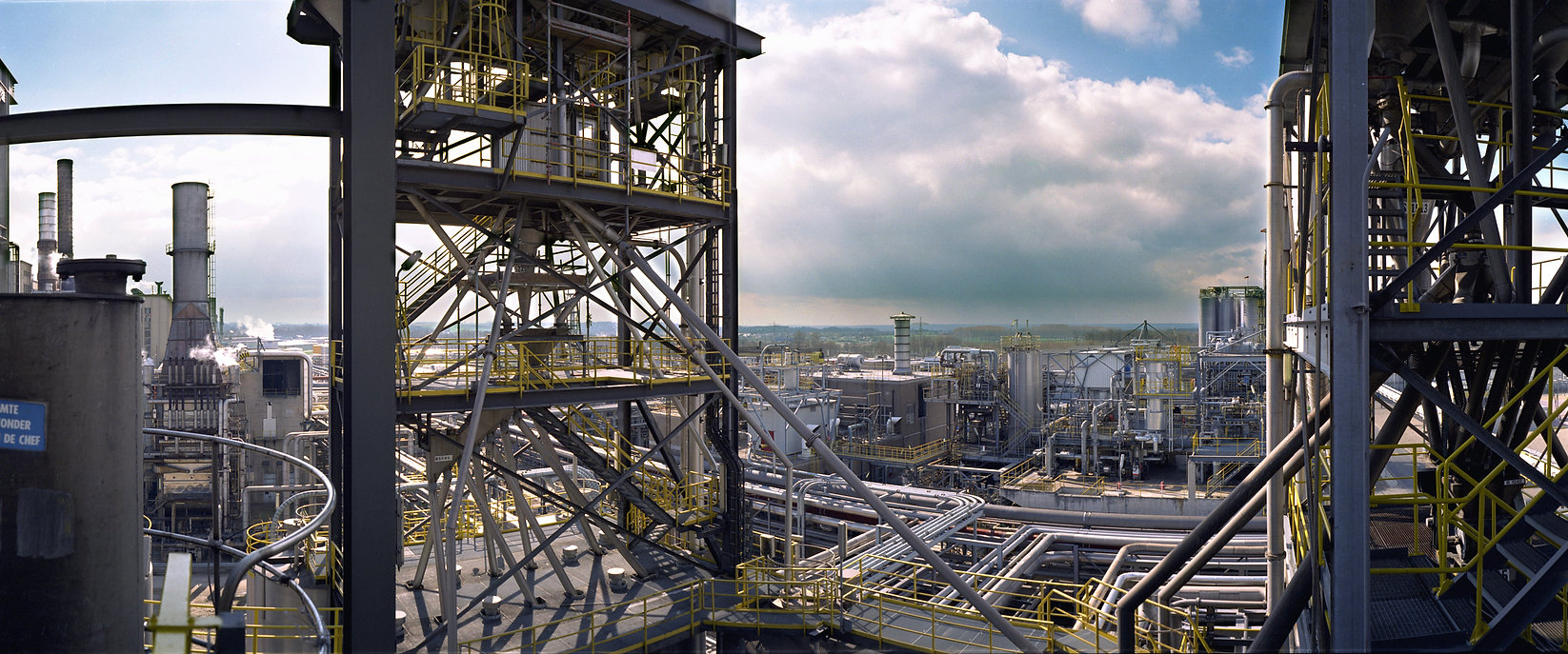 industriele procesinstallaties